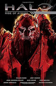 [Halo: Rise Of Atriox (Hardcover) (Product Image)]