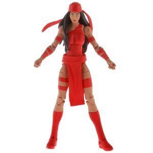 [Marvel Universe: 2013 Wave 1 Action Figures: Elektra (Product Image)]
