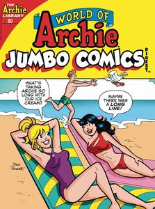 [World Of Archie: Jumbo Comics Digest #80 (Product Image)]