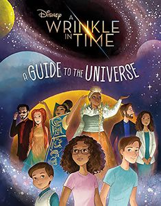 [A Wrinkle In Time: A Guide To The Universe (Hardcover) (Product Image)]