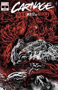 [Carnage: Black White & Blood #2 (Kyle Hotz Variant) (Product Image)]