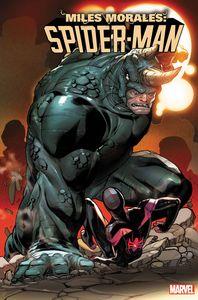 [Miles Morales: Spider-Man #1 (4th Printing Garron Variant) (Product Image)]