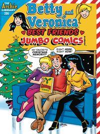 [The cover for B & V Best Friends: Jumbo Comics Digest #286]