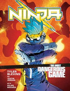 [Ninja: The Most Dangerous Game (Hardcover) (Product Image)]