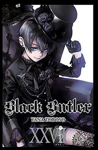 [Black Butler: Volume 27 (Product Image)]