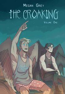[The Croaking: Volume 1 (Product Image)]
