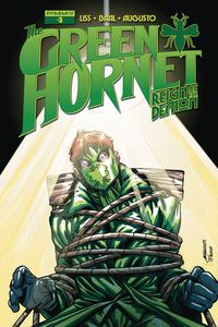 [Green Hornet: Reign Of Demon #3 (Cover B Marques) (Product Image)]