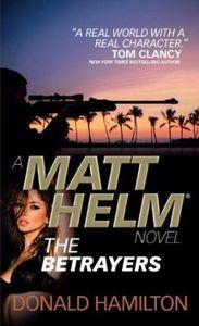 [Matt Helm: The Betrayers (Product Image)]