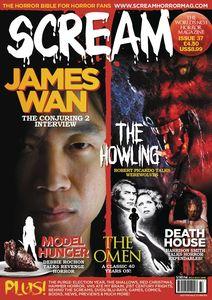 [Scream Magazine #38 (Product Image)]