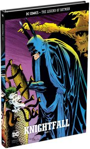 [Legends Of Batman: DC Graphic Novel Collection: Voluem 40: Knightfall: Book 2 (Hardcover) (Product Image)]