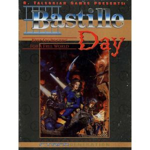 [Cyberpunk 2020: RPG: Bastille Day (Product Image)]