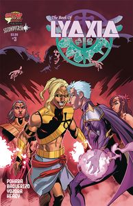 [Book Of Lyaxia #3 (Cover A Basquerizo) (Product Image)]