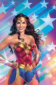 [Flash #767 (Wonder Woman 84 Nicola Scott Card Stock Variant) (Product Image)]