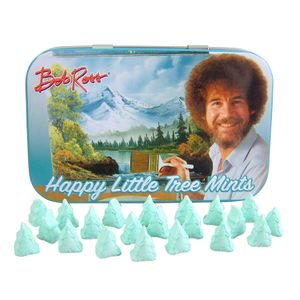 [Bob Ross: Candies: Happy Little Tree Mints (Product Image)]