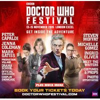 [The BBC Doctor Who Festival (Product Image)]