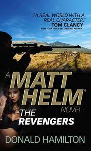 [Matt Helm: The Revengers (Product Image)]