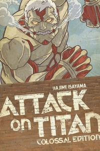 [Attack On Titan: Colossal Edition: Volume 3 (Product Image)]