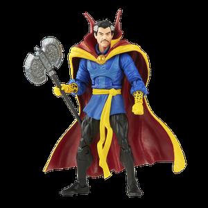 [Doctor Strange: Marvel Legends Action Figure: Doctor Strange (Classic Comics) (Product Image)]