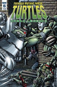 [Teenage Mutant Ninja Turtles: Urban Legends #6 (Cover A - Fosco) (Product Image)]
