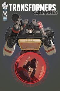 [Transformers: Galaxies #11 (Cover A Griffith) (Product Image)]