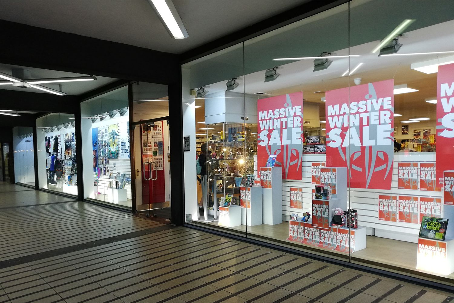 [The main image for Bristol Megastore (Location Image)]