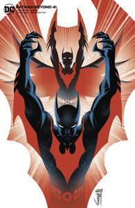 [Batman Beyond #41 (Francis Manapul Variant Edition) (Product Image)]