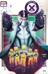 [Giant Size: X-Men: Fantomex #1 (Product Image)]