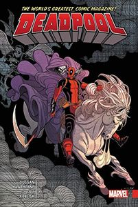 [Deadpool Worlds Greatest: Volume 3 (Hardcover) (Product Image)]