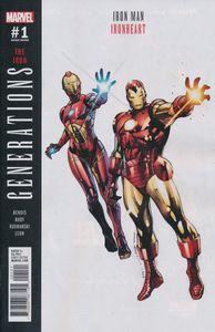 [Generations: Iron Man & Ironheart #1 (Coipel Variant) (Product Image)]