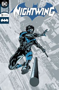[Nightwing #51 (Foil) (Product Image)]