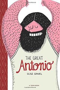 [The Great Antonio (Hardcover) (Product Image)]
