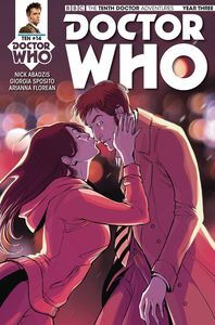 [Doctor Who: 10th Doctor: Year Three #14 (Cover A Zanfardino) (Product Image)]