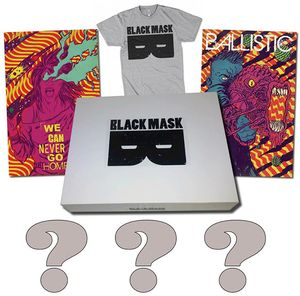 [Black Mask Box Set (Alexis Ziritt Edition - Large) (Product Image)]