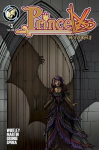 [Princeless Be Yourself #3 (Product Image)]