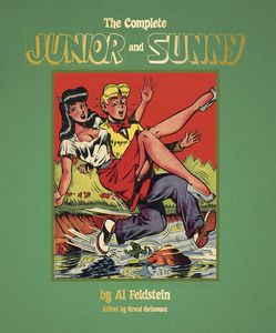 [Complete Junior & Sunny: By Al Feldstein (Gift Edition Hardcover) (Product Image)]