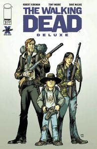[Walking Dead: Deluxe #3 (Cover B Moore & Mccaig) (Product Image)]