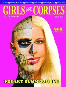 [Girls & Corpses: Magazine Summer 2014 (Product Image)]