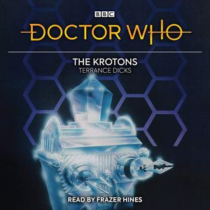 [Doctor Who: The Krotons: 2nd Doctor Novelisation (Product Image)]