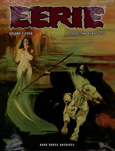 [Eerie Archives: Volume 11 (Hardcover) (Product Image)]