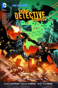 [Detective Comics: Volume 4: The Wrath (N52) (Product Image)]