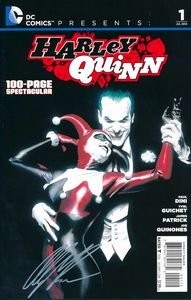 [DC Comics Presents: Harley Quinn #1 (Signed) (Product Image)]