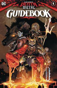 [Dark Nights: Death Metal: Guidebook #1 (Product Image)]