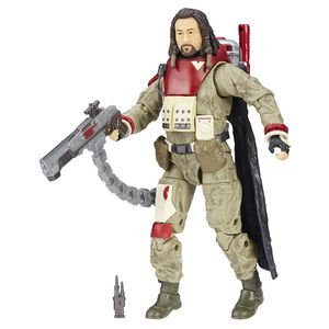 [Rogue One: A Star Wars Story: Black Series: Wave 4 Action Figure: Baze Malbus (Product Image)]