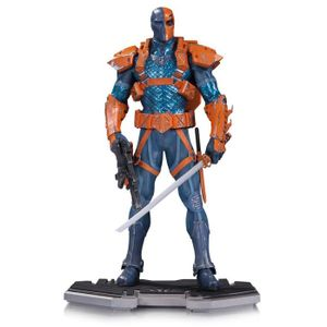 [DC: Comics Icons: Statue: Deathstroke (Product Image)]