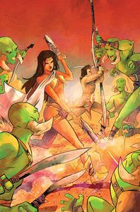 [Dejah Thoris: Winters End: One Shot (Piriz Virgin Variant) (Product Image)]