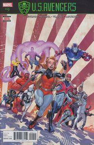 [U.S. Avengers #9 (Secret Empire) (Product Image)]