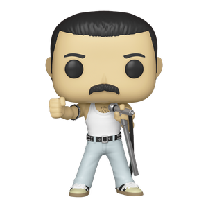 [Queen: Pop! Vinyl Figure: Freddie Mercury (Radio Gaga) (Product Image)]