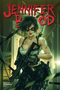 [Jennifer Blood #1 (Cover C Li) (Product Image)]