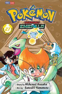 [Pokemon Adventures: Volume 27 (Product Image)]