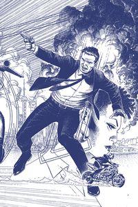 [James Bond #3 (Cheung Tint Virgin Variant) (Product Image)]